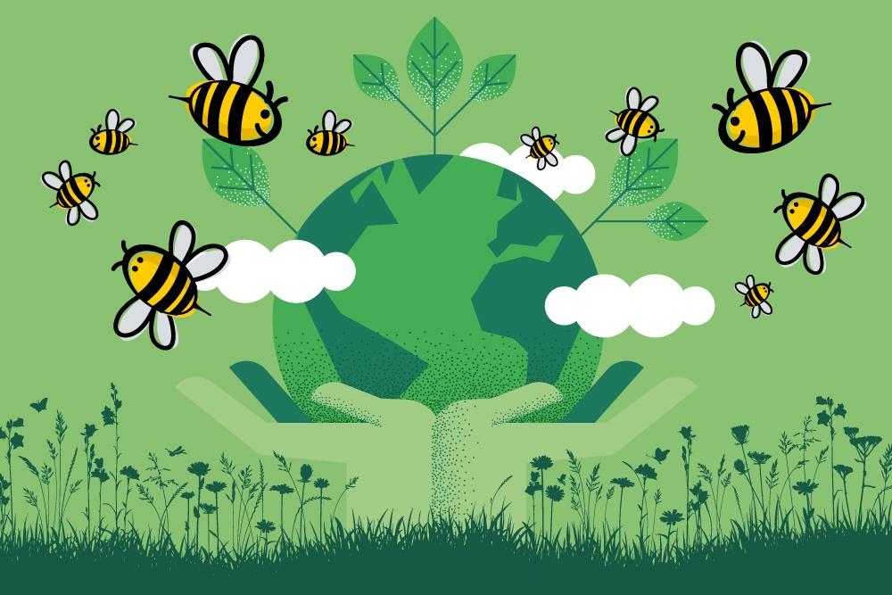 Gemeinsam lassen wir Wälder wachsen: Ein Baum für jede Buchung