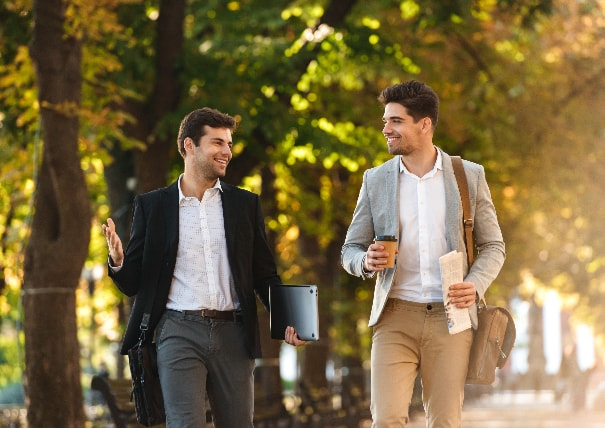 Walking Meeting Meetinn