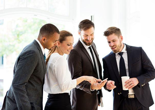 Business Small Talk