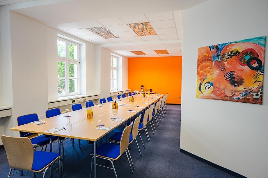 Konferenzraum Baccara Dresden Meetinn
