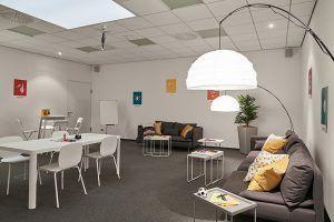 Konferenzraum Design Thinking Saarbruecken Meetinn
