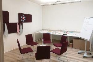 Konferenzraum Design Thinking Wiesbaden First Choice Business Center