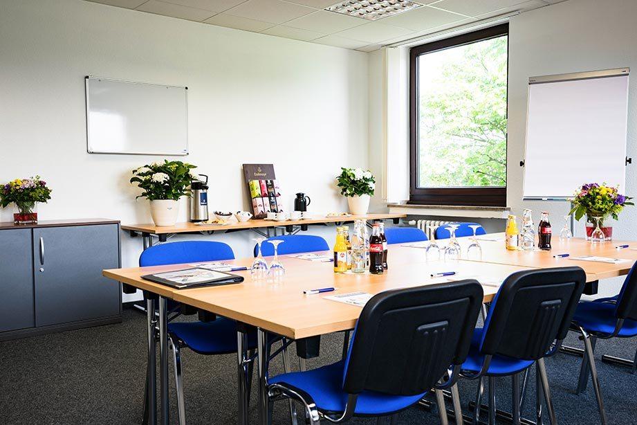 Konferenzraum Dione Düsseldorf Meetinn