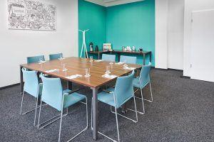 Konferenzraum Neptun Berlin Spandau Meetinn
