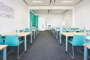 Konferenzraum Rhea Berlin Spandau Meetinn