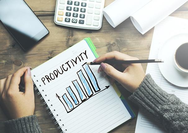 Produktivitaet steigern