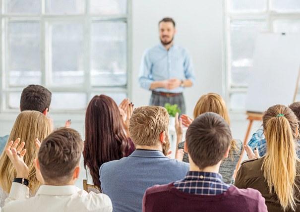 Vortrag Halten Tipps Meetinn